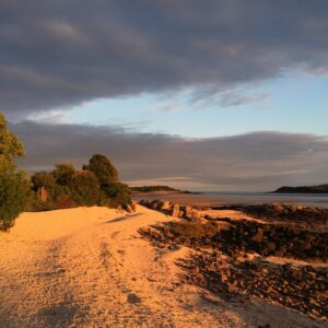 Elm Cottage Roughfirth Beach